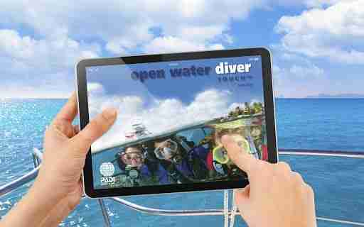 PADI Open Water Diver Course - e-learning at Ocean Encounters Curacao