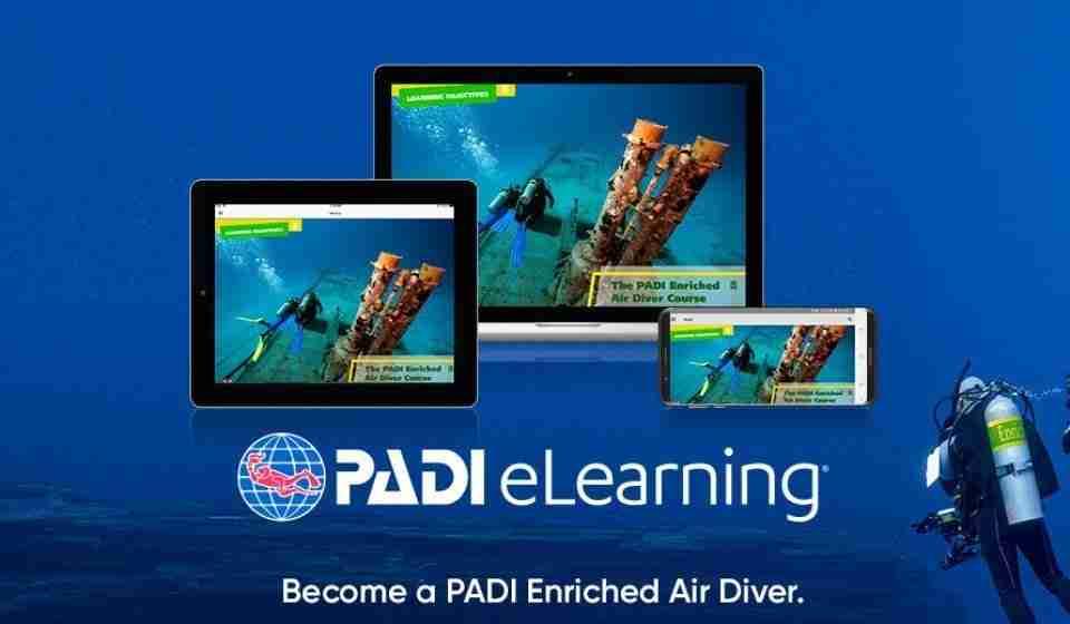 PADI Enriched Air Nitrox Course | Ocean Encounters
