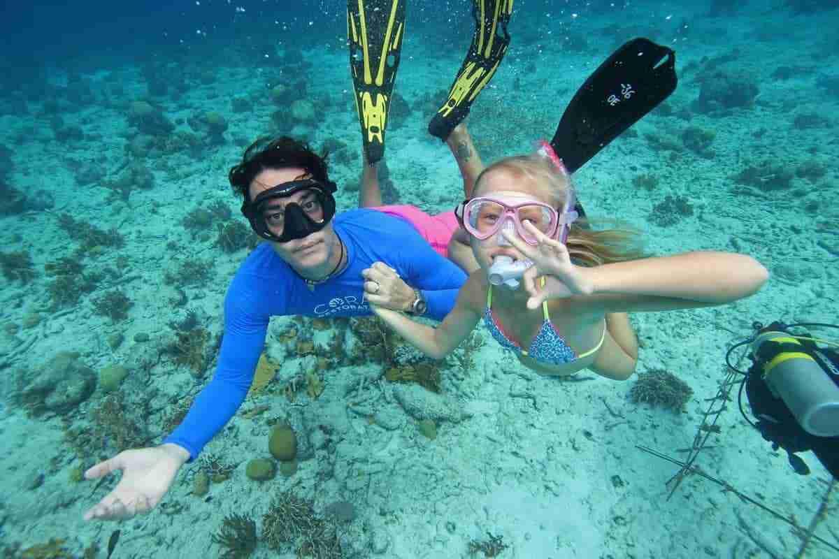 Snorkeling in Curacao with Ocean Encounters