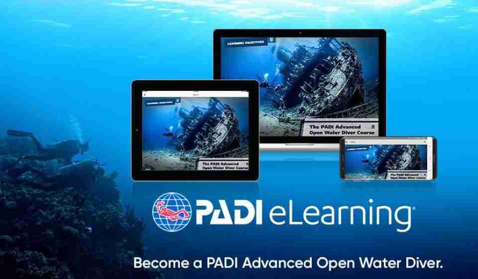 PADI Advanced Course   Ocean Encounters